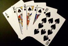 Флеш Рояль – самая сильная комбинация в покере