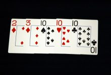 Правила игры в покер и комбинации карт по старшинству