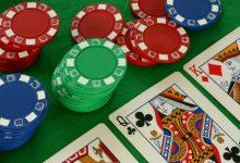 Вероятность выпадения комбинаций в покере