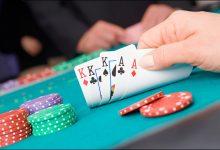 Все варианты комбинации Стрит в покере