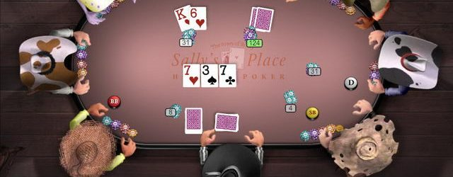 покера онлайн король