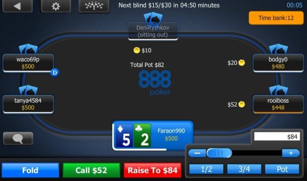 онлайн покер лучший техасский