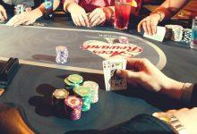 Стратегия игры в турнирный покер