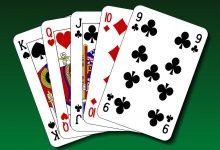 О чем говорят 5 карт одной масти в покере