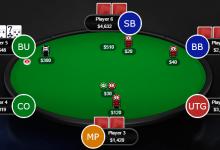 Где находится позиция под прицелом в покере