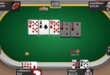 Покерная дисциплина Стад Хай Лоу