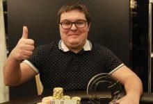 Андрей Котельников стал чемпионом WPT