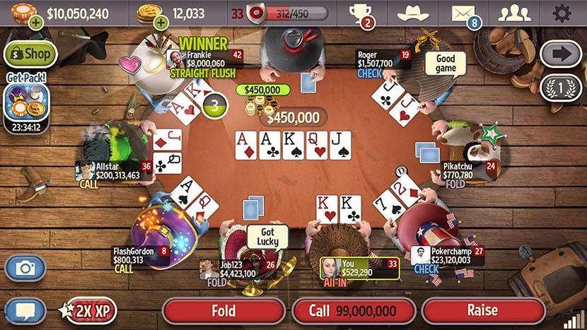 Governor of Poker на ПК