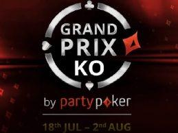 Серия нокаут-турниров Grand Prix KO на PartyPoker