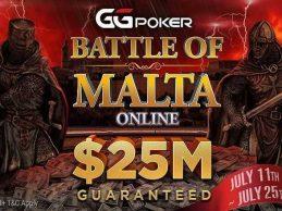 Battle of Malta на GGPokerok