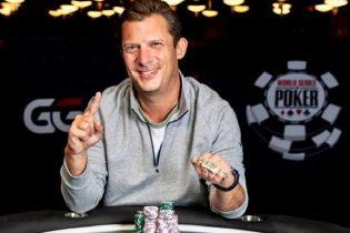 Джесси Кляйн, победитель ивента WSOP 2021 H.O.R.S.E