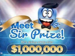 Meet Sir Prize на 888poker